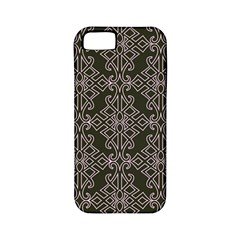 Line Geometry Pattern Geometric Apple Iphone 5 Classic Hardshell Case (pc+silicone) by Nexatart