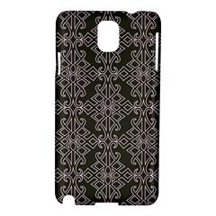 Line Geometry Pattern Geometric Samsung Galaxy Note 3 N9005 Hardshell Case