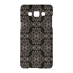 Line Geometry Pattern Geometric Samsung Galaxy A5 Hardshell Case