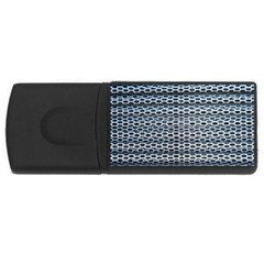 Texture Pattern Metal Usb Flash Drive Rectangular (4 Gb) by Nexatart