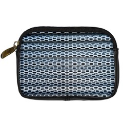Texture Pattern Metal Digital Camera Cases by Nexatart