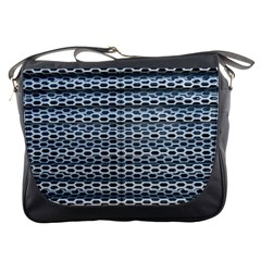 Texture Pattern Metal Messenger Bags by Nexatart