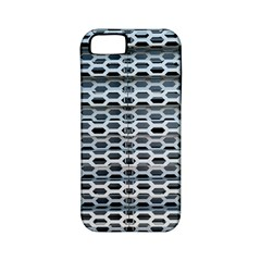 Texture Pattern Metal Apple Iphone 5 Classic Hardshell Case (pc+silicone) by Nexatart