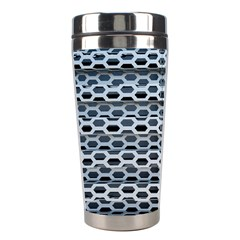 Texture Pattern Metal Stainless Steel Travel Tumblers by Nexatart