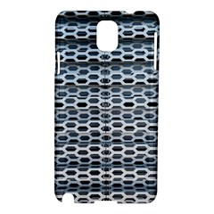 Texture Pattern Metal Samsung Galaxy Note 3 N9005 Hardshell Case