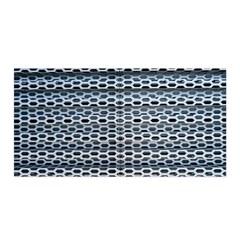 Texture Pattern Metal Satin Wrap