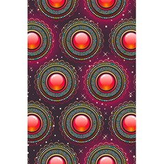 Abstract Circle Gem Pattern 5 5  X 8 5  Notebooks by Nexatart