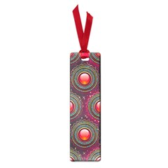 Abstract Circle Gem Pattern Small Book Marks by Nexatart