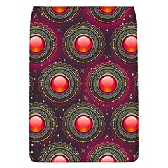 Abstract Circle Gem Pattern Flap Covers (l)