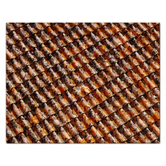 Dirty Pattern Roof Texture Rectangular Jigsaw Puzzl by Nexatart