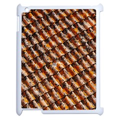 Dirty Pattern Roof Texture Apple Ipad 2 Case (white) by Nexatart