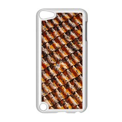 Dirty Pattern Roof Texture Apple Ipod Touch 5 Case (white) by Nexatart