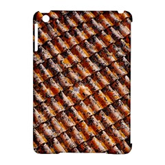 Dirty Pattern Roof Texture Apple Ipad Mini Hardshell Case (compatible With Smart Cover) by Nexatart