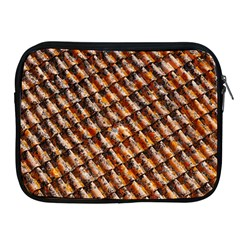 Dirty Pattern Roof Texture Apple Ipad 2/3/4 Zipper Cases