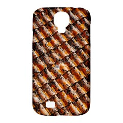 Dirty Pattern Roof Texture Samsung Galaxy S4 Classic Hardshell Case (pc+silicone)