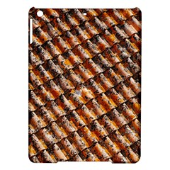 Dirty Pattern Roof Texture Ipad Air Hardshell Cases by Nexatart