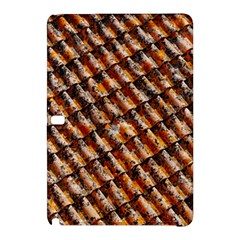 Dirty Pattern Roof Texture Samsung Galaxy Tab Pro 10 1 Hardshell Case