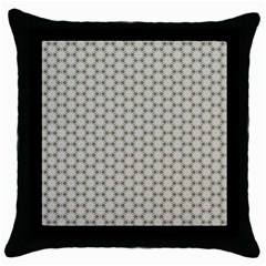 Background Website Pattern Soft Throw Pillow Case (black) by Nexatart