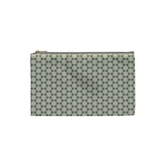 Background Website Pattern Soft Cosmetic Bag (small)