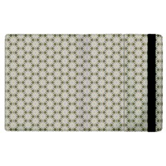 Background Website Pattern Soft Apple Ipad 2 Flip Case by Nexatart