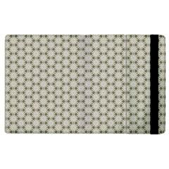 Background Website Pattern Soft Apple Ipad 3/4 Flip Case