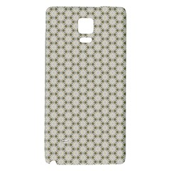 Background Website Pattern Soft Galaxy Note 4 Back Case by Nexatart