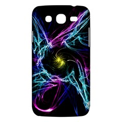Abstract Art Color Design Lines Samsung Galaxy Mega 5 8 I9152 Hardshell Case  by Nexatart