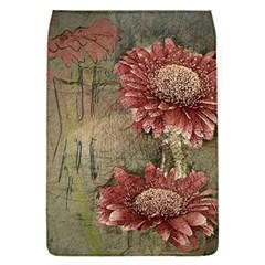 Flowers Plant Red Drawing Art Flap Covers (s)