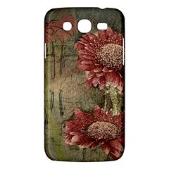 Flowers Plant Red Drawing Art Samsung Galaxy Mega 5 8 I9152 Hardshell Case  by Nexatart