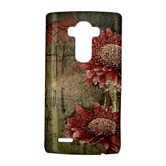 Flowers Plant Red Drawing Art Lg G4 Hardshell Case by Nexatart