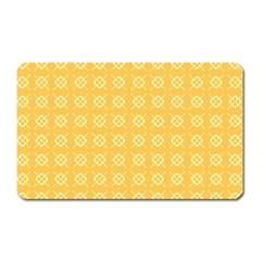 Pattern Background Texture Magnet (rectangular) by Nexatart