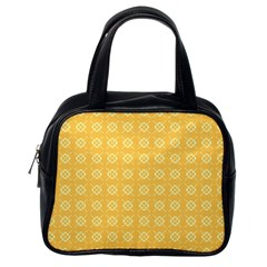 Pattern Background Texture Classic Handbags (one Side) by Nexatart