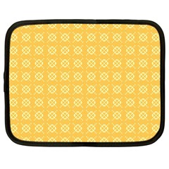 Pattern Background Texture Netbook Case (xl)