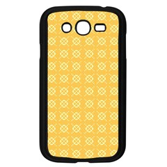 Pattern Background Texture Samsung Galaxy Grand Duos I9082 Case (black)