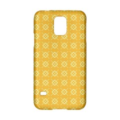 Pattern Background Texture Samsung Galaxy S5 Hardshell Case  by Nexatart