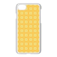 Pattern Background Texture Apple Iphone 7 Seamless Case (white) by Nexatart