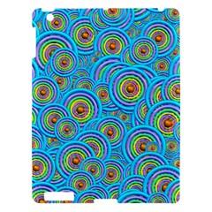 Digital Art Circle About Colorful Apple Ipad 3/4 Hardshell Case
