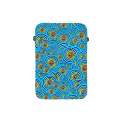 Digital Art Circle About Colorful Apple Ipad Mini Protective Soft Cases by Nexatart