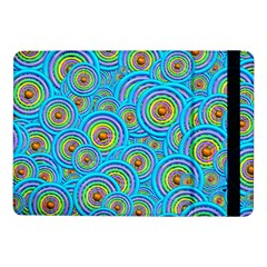 Digital Art Circle About Colorful Samsung Galaxy Tab Pro 10 1  Flip Case