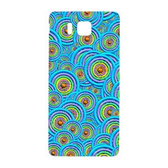 Digital Art Circle About Colorful Samsung Galaxy Alpha Hardshell Back Case by Nexatart