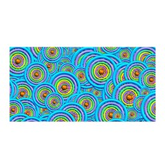 Digital Art Circle About Colorful Satin Wrap by Nexatart