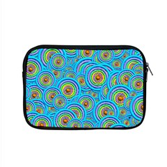 Digital Art Circle About Colorful Apple Macbook Pro 15  Zipper Case by Nexatart