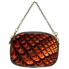 Fractal Mathematics Frax Chain Purses (one Side)  by Nexatart