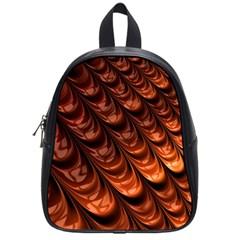 Fractal Mathematics Frax School Bags (small)  by Nexatart