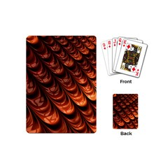 Fractal Mathematics Frax Playing Cards (mini)  by Nexatart