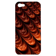 Fractal Mathematics Frax Apple Iphone 5 Hardshell Case by Nexatart