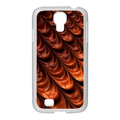 Fractal Mathematics Frax Samsung Galaxy S4 I9500/ I9505 Case (white)