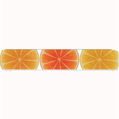 Orange Discs Orange Slices Fruit Small Bar Mats by Nexatart