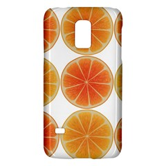 Orange Discs Orange Slices Fruit Galaxy S5 Mini