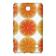 Orange Discs Orange Slices Fruit Samsung Galaxy Tab 4 (7 ) Hardshell Case